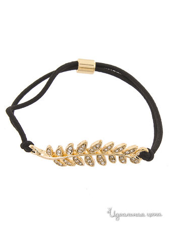 Браслет AtStyle247, цвет gold ,black,clear
