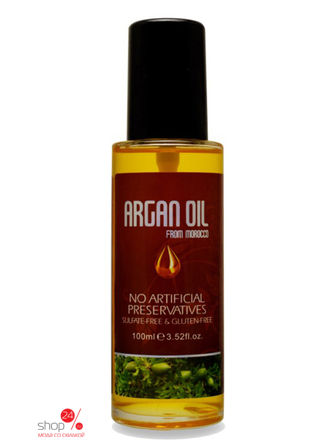 Масло арганы, 100 мл Morocco Argan Oil, цвет