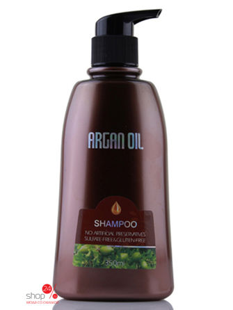 Шампунь Morocco Argan Oil, цвет