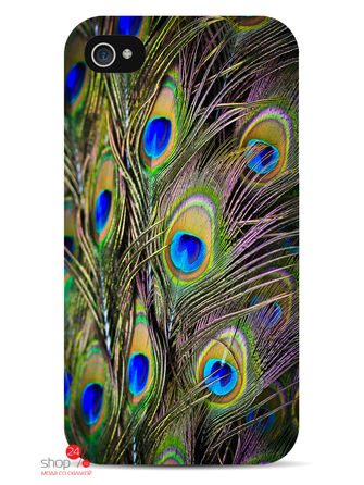 Чехол для Iphone 4/4s Sahar Cases, цвет multicolor