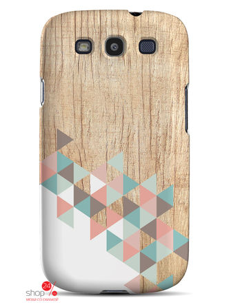 Чехол для Samsung Galaxy S3 Sahar Cases, цвет multicolor