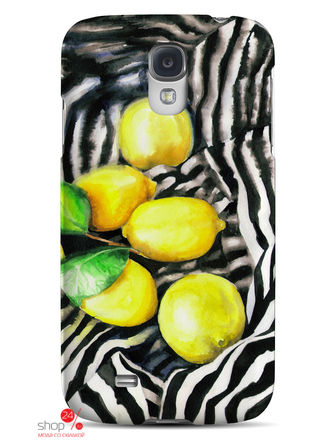 Чехол для Samsung Galaxy S4/S4 mini Sahar Cases, цвет multicolor