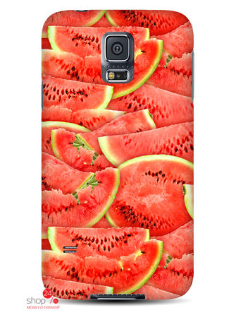 Чехол для Samsung Galaxy S5 Sahar Cases, цвет multicolor