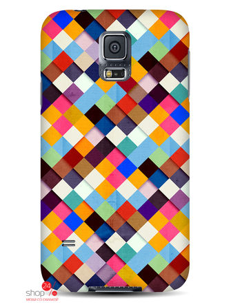 Чехол для Samsung Galaxy S5 Sahar Cases, цвет мультиколор for samsung galaxy tab a 10 1 2016 s pen version p580 p580 case lichee style pu leather stand flip cover for s pen version p580