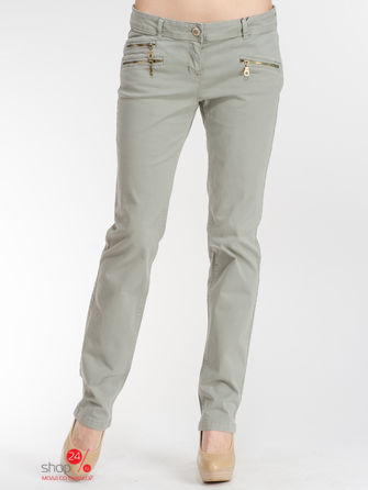 Брюки Tom Tailor, цвет серый tom tailor брюки regular slim tom tailor 640472900102983