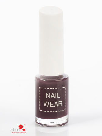 Лак для ногтей The Saem Nail Wear 93.Retro purple Saem