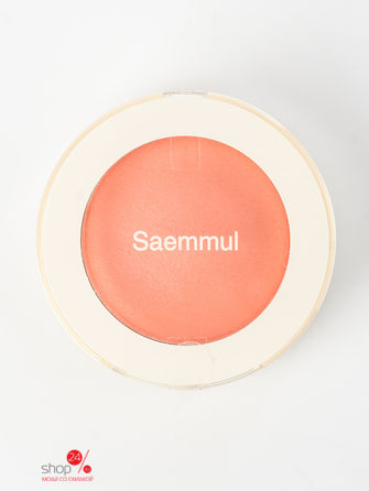 Румяна Saemmul Soft Jelly Blusher CR01 Apricot Peach Saem