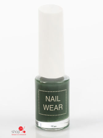 Лак для ногтей The Saem Nail Wear 89.Deep green Saem