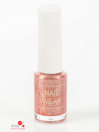 Лак для ногтей The Saem Nail Wear Passion powersoftpink Saem