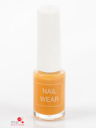 Лак для ногтей The Saem Nail Wear Persimmon orange The Saem