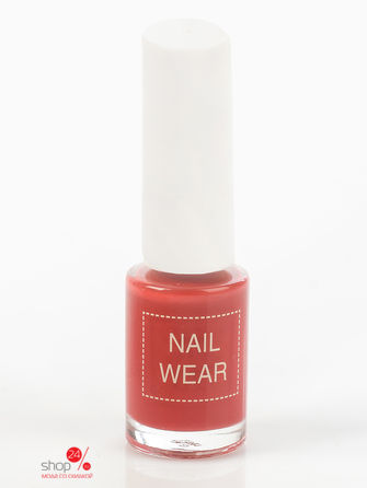 Лак для ногтей The Saem Nail Wear Dry rose Saem