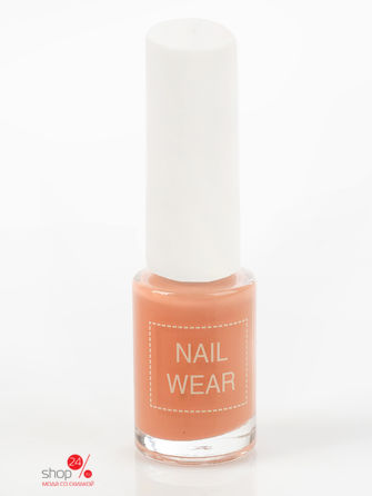 Лак для ногтей The Saem Nail Wear Celeb salmon Saem
