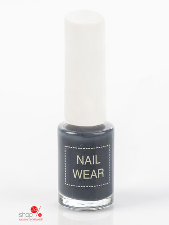 Лак для ногтей The Saem Nail Wear Dust grey Saem