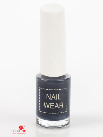 Лак для ногтей The Saem Nail Wear Deep navy Saem