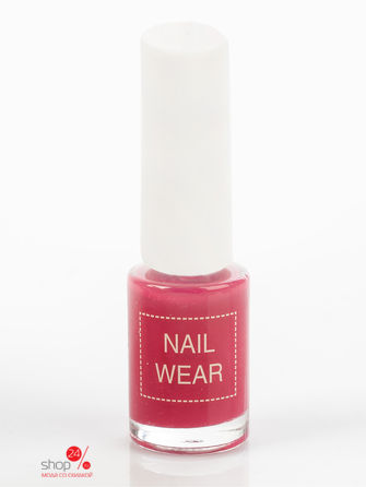 Лак для ногтей The Saem Nail Wear 79.Rosy red Saem