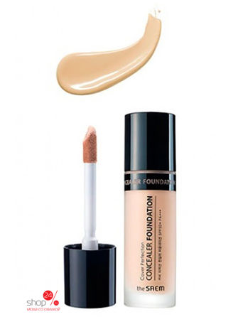 Консилер Cover Perfection Concealer Foundation 02, 38 мл The Saem, цвет Rich Beige наушники dunu titan 1es silver