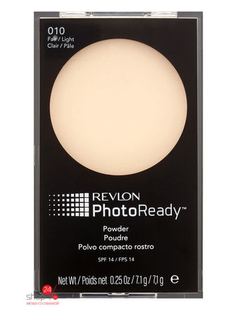 Пудра для лица Photoready Powder REVLON, цвет light 10