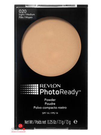 Пудра для лица Photoready Powder REVLON, цвет light-medium 20