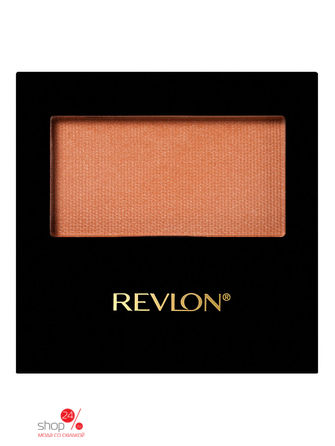 Румяна для лица Powder Blush REVLON, цвет naughty nude 006
