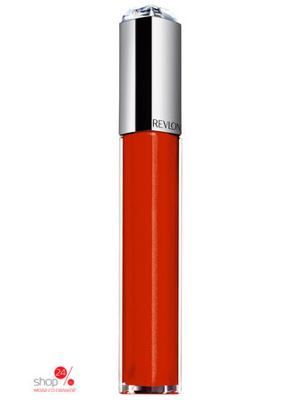 Помада-блеск для губ Ultra Hd Lip Lacquer REVLON, цвет fire opal 560