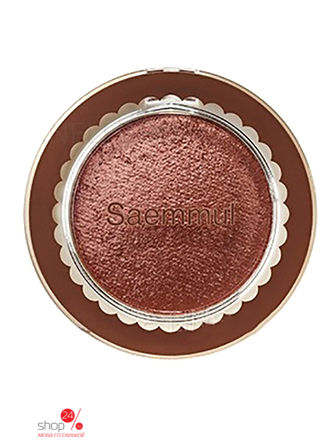 Тени для век Saemmul Bakery Shadow, 3,5 г Saem, цвет rd01 cinnamon cookie
