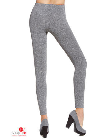 Women's Pants Bas Bleu, цвет серый