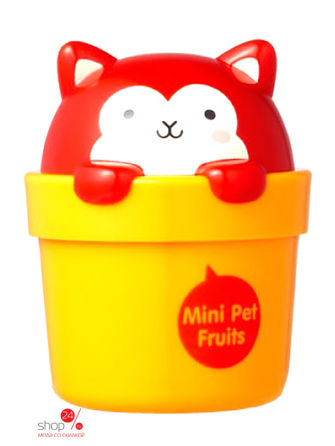 Крем для рук LM.Mini Pet Hand Cream 02 Sweet Fruits, 30 мл THE FACE SHOP крем для рук lm mini pet hand cream 04 fruity floral 30 мл the face shop