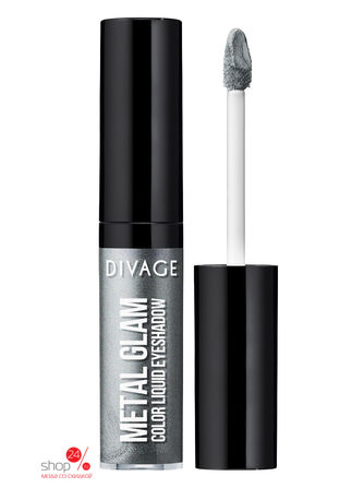 Тени для век жидкие Metal Glam Eye Tint - тон № 01 Divage