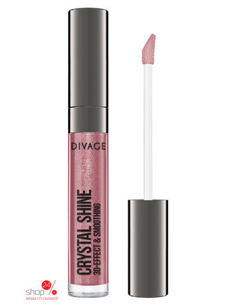Блеск для губ Lip Gloss Crystal Shine - тон № 05 Divage
