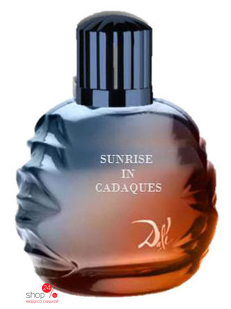 Туалетная вода-спрей Les Parfums Salvador Dali SUNRISE IN CADAQUES  for Men, 50 мл Salvador Dali
