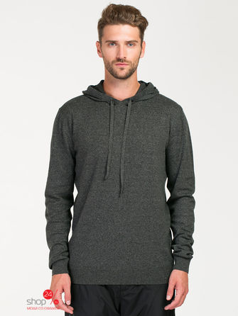 Толстовка Baon, цвет серый puma толстовка bmw msp hooded sweat jacket