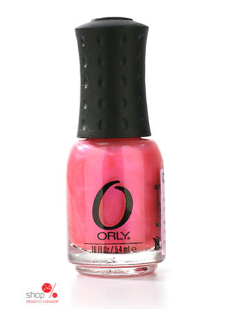 Мини-лак для ногтей, 5,3 мл ORLY, цвет 644 Berry Sweet orly лак для ногтей 898 last call sunset strip 18 мл