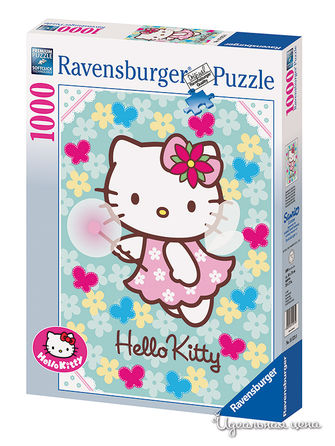 "Паззл  ""Hello Kitty"" 1000 эл. Ravensburger, цвет"