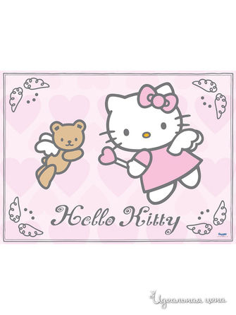 "Паззл ""Hello Kitty"" 200 элементов Ravensburger, цвет"